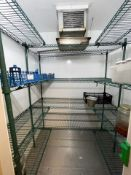 1 xCommercial Kitchen Shelving Units- Ref: CAM523 - CL612 - Location: London SW1P The shelving