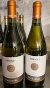 2 x Bottles Of PIODILEI CHARDONNAY - 2016 - 75cl - New/Unopened Restaurant Stock - Ref: CAM655
