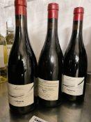3 x Bottles Of RUBENO LAGRIEN - 2017 - 75cl - New/Unopened Restaurant Stock - Ref: CAM652