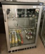 1 x GAMKO Bottle Fridge (Model R134A) - Ref: CAM606 - CL612 - Location: London SW1PThis item is to