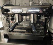 1 x BFC LIRA 2-Group Automatic Commercial Espresso Professional Coffee Machine - Ref: CAM607 - CL612