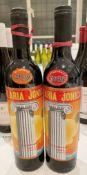 2 x Bottles Of SOLARIA JONICA CALLANTE VENDEMMIA 1959 PIEMONTE - 75cl New/Unopened Restaurant Stock