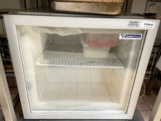 1 x SCAN FROST Commercial Undercounter Freezer - Ref: CAM640 - CL612 - Location: London SW1PThis