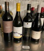 4 x Assorted Bottles Of Fine Wine *Read Full Description* New/Unopened Restaurant Stock - Ref: