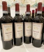 4 x Bottles Of MONTI GARBI VALPOLICELLA - 2017 - 750ml - New/Unopened Restaurant Stock - Ref: CAM552