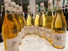 9 x Bottles Of SELLA + MOSCA MONTEORO - 2-17 - 75cl - New/Unopened Restaurant Stock - Ref: CAM562