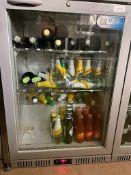 1 x COOLPOINT Commercial Wine / Bottle Fridge - Model HX100 - Ref: CAM602 - Location: London SW1P