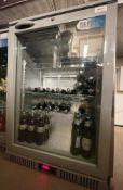 1 x COOLPOINT Commercial Wine / Bottle Fridge - Ref: CAM601 - CL612 - Location: London SW1PThis item