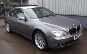 2006 BMW 730D Se Auto 4 Door Saloon - CL505 - NO VAT ON THE HAMMER - Location: Corby,