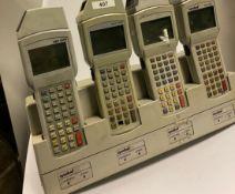 1 x (4x) Symbol PDT 3100 Barcode Scanner with Quad Charging Cradles Location: Altrincham WA14 -