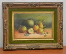 1 x Framed Art Print On Canvas - Dimensions: 37 x 47cm - Ref: MD235 / WH1 D-OFF - Pre-owned, From
