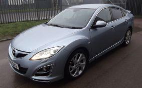 2011 Mazda 6 Sport D 5Dr Hatchback