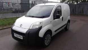 2014 Fiat Fiorino 1.3 D 16V Multijet Panel Van - CL505 - Location: Corby, Northamptonshire