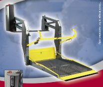 1 x Ricon Wheelchair Lift - Pre-owned In Working Condition - CL999 - Location: Altrincham WA14