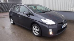 2010 Toyota Prius T3 VVT-I CVT 5 Door Hatchback - CL505 - NO VAT ON THE HAMMER - Locatio