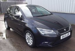 2013 Seat Leon 2.0 TDI SE 5 Door Hatchback - FSH - CL505 - NO VAT ON THE HAMMER - Locatio