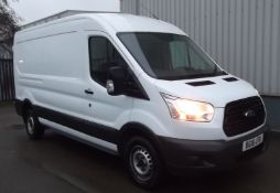 2016 Ford Transit 350 2.2 TDCi 125ps H2L3 Panel Van - CL505 - Location: Corby, Northamptonshire
