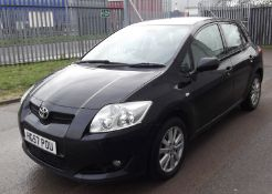 2007 Toyota Auris T-Spirit 1.6 Vvt-I 5 Door Hatchback