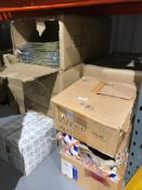Approx 17 x Boxes Various Stock - Includes Lanterns, Ribbon and More - Brand New Wholesale Stock -