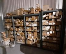 HUGE JOB LOT Assorted Flat Packed GIFT BOXES - New and Unused Stock - Ref: PP238 - Location: