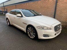1 x 2011 Jaguar XJ 3.0 TD Premium Luxury - CL022 - NO VAT ON THE HAMMER - Location: Wilmslow, Cheshi