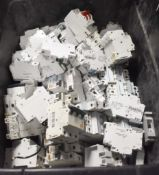 1 x Assorted Collection of Circuit Breakers Including Merlin Gerin, Hager, Wylex RCD and More