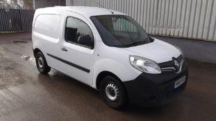 2014 Renault Kangoo 1.5 DCI ML19 5Dr Van