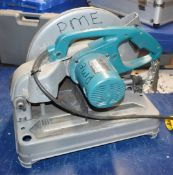 1 x Makita 2414NB Abrasive Cut Off Saw 110V RRP £240 PME149