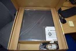 1 x Netgear GS748TPS100EUS ProSafe® 48port Gigabit Stackable Smart PoE Switch New and Boxed