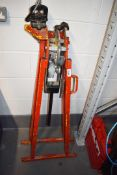 1 x Hilmor Pipe Conduit Bender With Former Type EL25 Shortie PME103