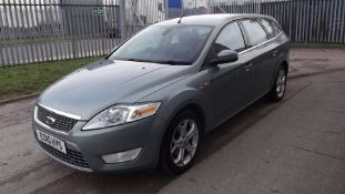 2010 Ford Mondeo Titanium X Tdci A 5Dr Estate - Full Service History - CL505 - NO VAT ON THE HAMMER