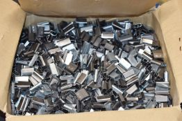 2 x Boxes of Semi Open and Serrated Seals For Pallet Strapping Approx 3,000 Seals