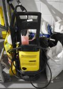 1 x Karcher K3 Pressure Washer With Accessories SRB137
