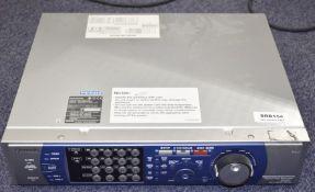 1 x Panasonic CCTV Digital Disk Recorder Model WJHD316A/G
