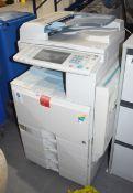 1 x Aficio MPC3000 Super G3 Colour Photocopier With Spare Toner Cartridges PME276