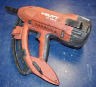1 x Hilti GX 100E Fully Automatic Gasactuated Fastening Tool Nail Gun PME144