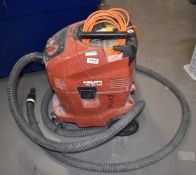1 x Hilti VC 40UM 110v Wet and Dry Dust Extraction Unit Vacuum PME158