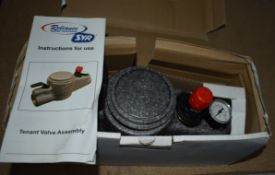 1 x Reliance SRY Tenant Valve Assembly - Part No TVAP 200 075 - Ref WHC102 WH1 - CL011 - Location: