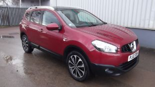 2012 Nissan Qashqai +2 N - Tech+Dci 5Dr 7-Seater SUV - CL505 - NO VAT ON THE HAMMER -
