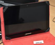 1 x Lenovo S6000 10.1inch Tablet Featuring a Quad Core 1.2GHz Processor, 1GB RAM, 32GB Storage