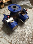 1 x SMEDGAARD Twin Head Pump - NP007 - CL344 - Location: Altrincham WA14 - RRP £1106.55