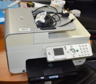 1 x Dell 968 Multifunction WiFi Printer, Scanner and Copier With Cables and Spare Ink