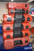 6 x Empty Hilti Carry Cases PME137