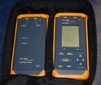1 x Fluke Networks Certifiber Fiber Optic Tester With Carry Case PME239