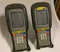 2 x Psion Teklogix 7535 G2 Handheld Mobile Computer - Used Conditon - Location: Altrincham WA14 -