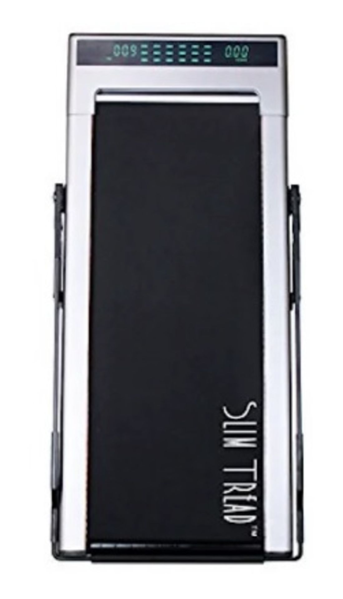 1 x Slim Tread Ultra Thin Smart Treadmill Running / Walking Machine - Lightweight With Folding - Image 10 of 23