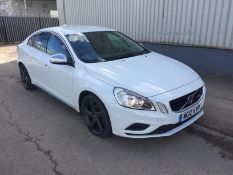 2012 Volvo S60 R-Design T3 2.0 5Dr Saloon - CL505 - NO VAT ON THE HAMMER - Locatio