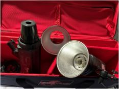 2 x Studio Lights With Case - Ref: RITAP15 - CL548 - Location: Leicester LE4 Item is presented in