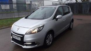 2012 Renault Scenic D-Que Tt Energy Dci S/S 1.6 5Dr - CL505 - NO VAT ON THE HAMMER - Locatio