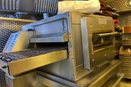 1 x Zanolli Synthesis 08/50 V Conveyor Pizza Oven - Requires repair - CL633 - Location: